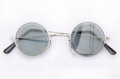 Bianco del fondo del sunproof di vetro Fotografie Stock Libere da Diritti