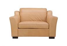 bianco del sofà della rappresentazione 3d Immagine Stock
