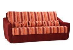 bianco del sofà della rappresentazione 3d Fotografia Stock