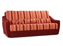 bianco del sofà della rappresentazione 3d Fotografie Stock Libere da Diritti