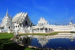 Bianco del tempio Immagini Stock Libere da Diritti