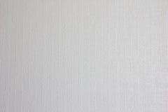 Bianco della carta da parati di struttura Fotografie Stock Libere da Diritti