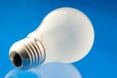 Bianco della lampada Immagini Stock Libere da Diritti