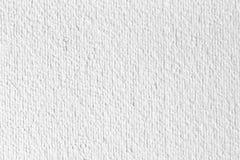 Bianco della schiuma di stirolo Fotografie Stock