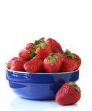 Bianco e blu rossi Fotografie Stock Libere da Diritti