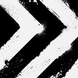In bianco e nero Immagini Stock Libere da Diritti