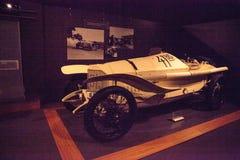Bianco Mercedes Grand Prix Car 1914 Fotografie Stock