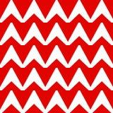 Bianco rosso dei punti degli ambiti di provenienza delle carte di ripetizione del fondo royalty illustrazione gratis