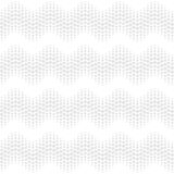 Bianco senza cuciture del modello di Wave Immagini Stock Libere da Diritti
