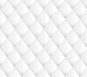 Bianco senza cuciture della tappezzeria Fotografia Stock