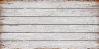 Bianco, struttura di legno grigia, vecchie plance dipinte illustrazione vettoriale