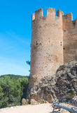 Biar  Castle Royalty Free Stock Image
