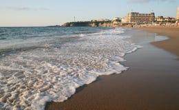 biarritz Франция Стоковая Фотография RF