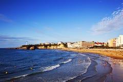 Biarritz Fotos de archivo libres de regalías
