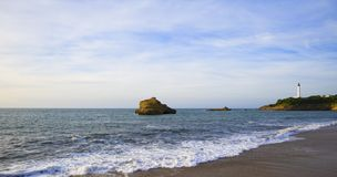 Biarritz Fotografie Stock