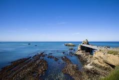 Biarritz Fotografie Stock Libere da Diritti
