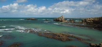 Biarritz Stock Afbeelding