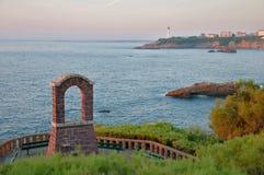 Biarritz Imagens de Stock