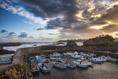 Biarritz Fotografia de Stock