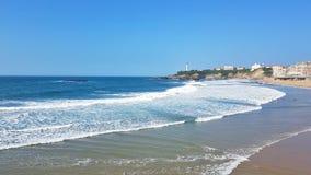 Biarritz Fotografia Stock