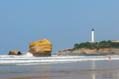 Biarritz Royalty Free Stock Photo