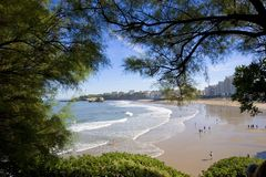 Biarritz Royalty Free Stock Images