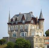 biarritz france Royaltyfri Foto
