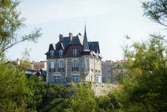Biarritz, France Royalty Free Stock Images