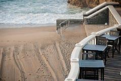 Biarritz, Frankrijk stock foto's