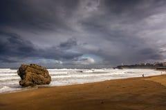 Biarritz Stock Photos