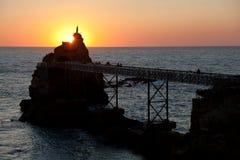 Biarritz, Pirenees Atlantiques Royalty Free Stock Photography