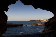 Biarritz, Pirenees Atlantiques, Aquitaine Stock Image
