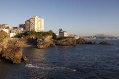 Biarritz, Pirenees Atlantiques, Aquitaine Royalty Free Stock Images