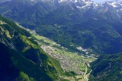 Free Biasca Aerial, Switzerland Stock Photos - 96069713