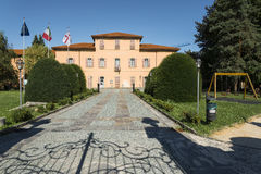 Biassono (Monza, Italy) Stock Images