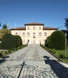 Biassono (Monza, Italy) Royalty Free Stock Photography