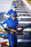 Biathlon Stock Image