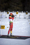 Biathlon Royalty Free Stock Photos