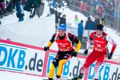 Biathlon Obraz Royalty Free
