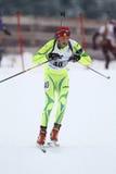 Biathlon Royaltyfri Fotografi