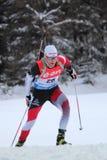 Biathlon - Eder Simon Stock Images
