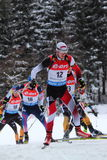 Biathlon - Landertinger Dominik Royalty Free Stock Photography