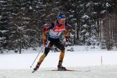 Biathlon - Schempp Simon Royalty Free Stock Images