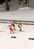 Biathlon World Championships 2012 Stock Images