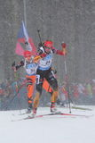 Biathlon Royalty Free Stock Photos