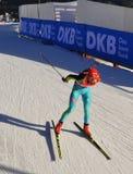 Biathlonwereldbeker 2016 Stock Foto's