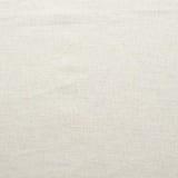 Biały bieliźnianego płótna materiał Zdjęcia Royalty Free