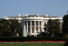biały dom Fotografia Royalty Free