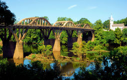 Bibb Graves Bridge Stock Photo