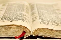 Bibbia Immagine Stock Libera da Diritti
